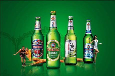 tbwa获得青岛啤酒创意业务