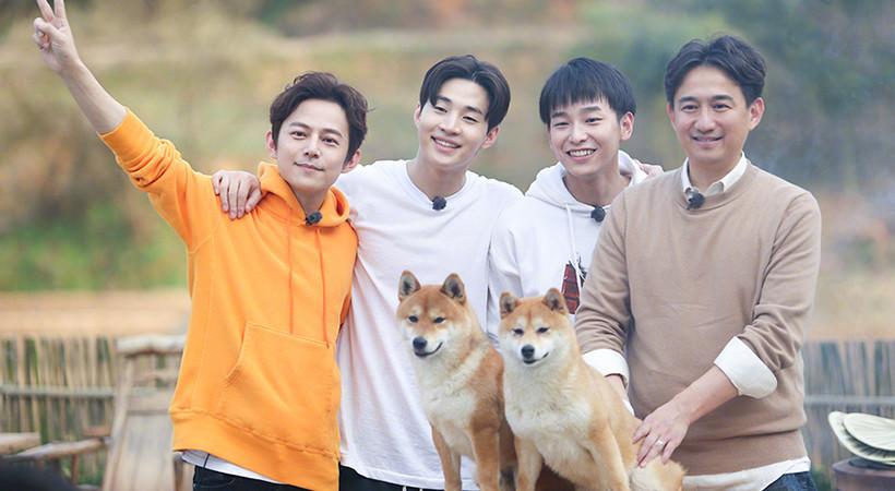 4月20日~4月22日晚间综艺节目收视率排名TOP10
