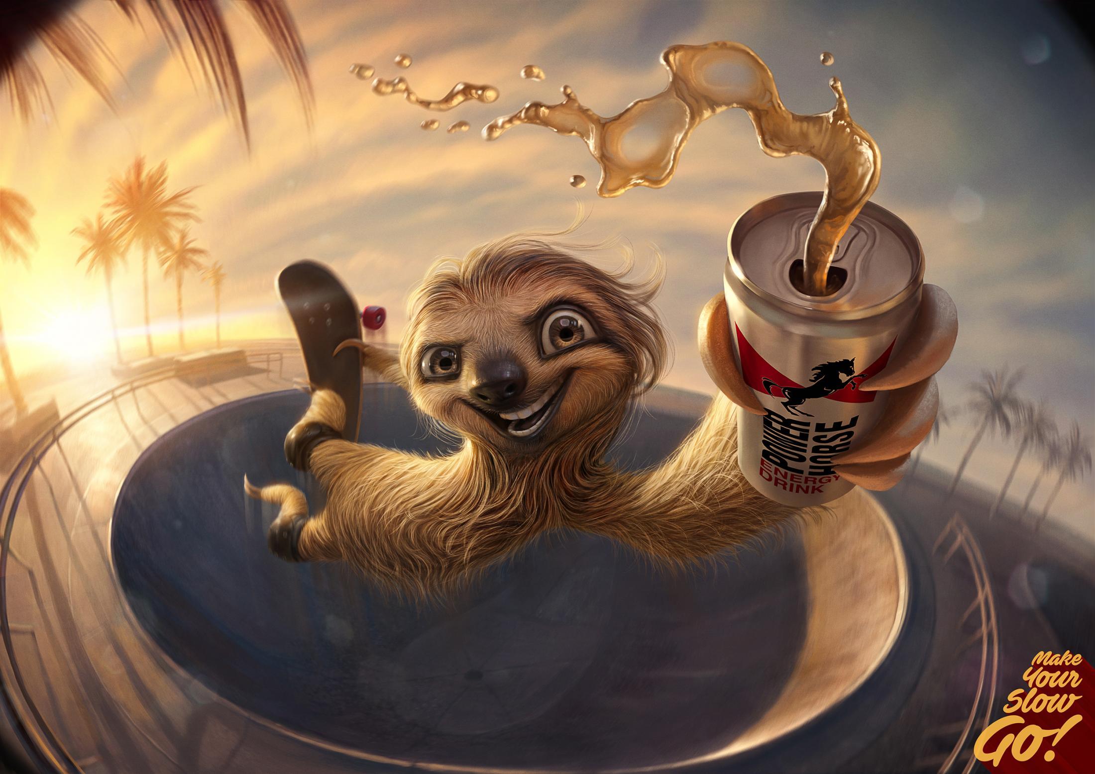 26.Power Horse Sloth.[大嘴收纳屋].jpg