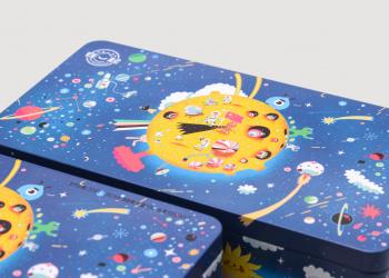 久山创意 x 蚂蚁金服,好看又好玩的月饼包装了解一下~