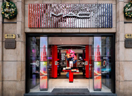 M·A·C Cosmetics China Launches First Interactive Experience Center In Shanghai