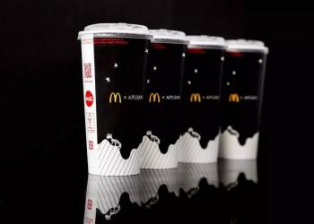 麦当劳新包装,颠覆传统包装设计!