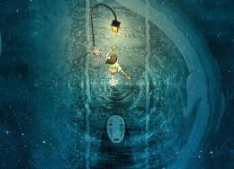 《龙猫》之后,黄海再次操刀《千与千寻》中国版海报!