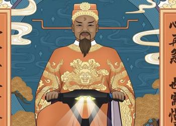 如果古代有哈喽单车,会是什么样?