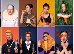 W+K Shanghai Presents: Hometown Food Face
