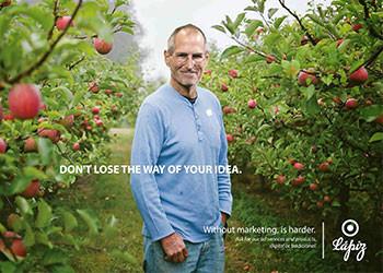 如果乔布斯去种苹果,贝佐斯当图书管理员......