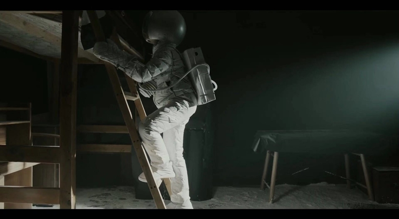 How to Make a Moon Landing Short Film in Bedroom