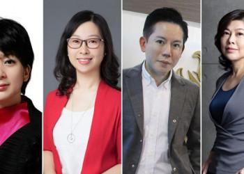 阳狮集团宣布北亚区四名管理层任命与调整