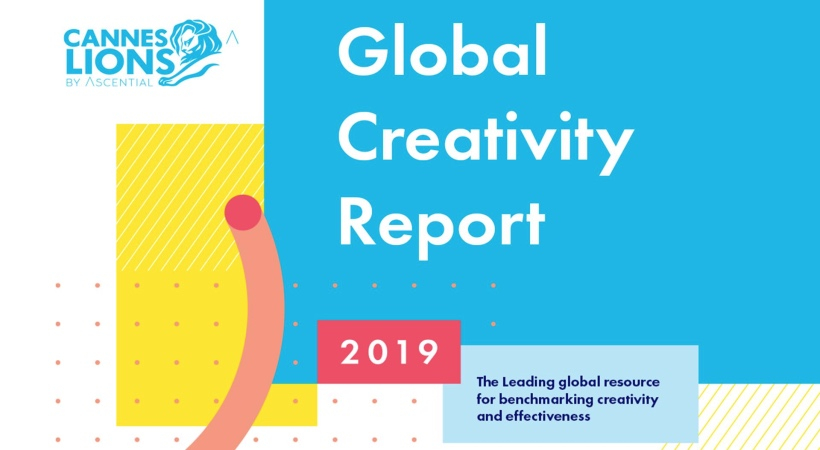 Cannes Lions Published 2019 Global Creativity Report