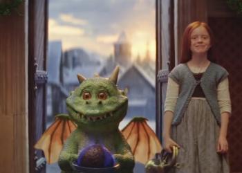今年,又要被John Lewis 的圣诞节广告刷屏了