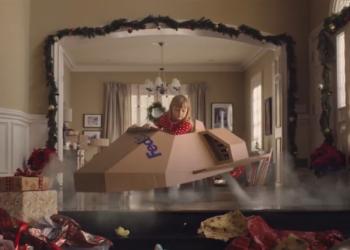 聯邦快遞送的不是圣誕禮物,是想象力