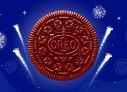 新年的红海中 , 看这块小饼干如何杀出一条走红之路