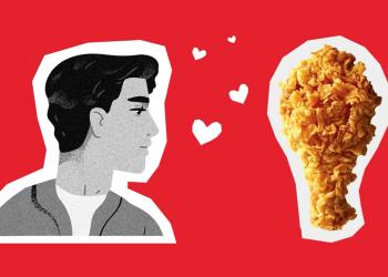 谈恋爱,不如吃肯德基