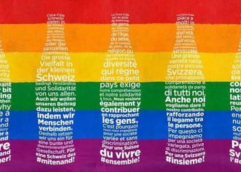 可口可乐瑞士反歧视平面,真的刚!