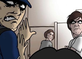 韩国PS4搞笑短片,XSWL