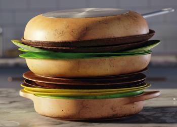 不想动手洗碗?那就叫份麦当劳