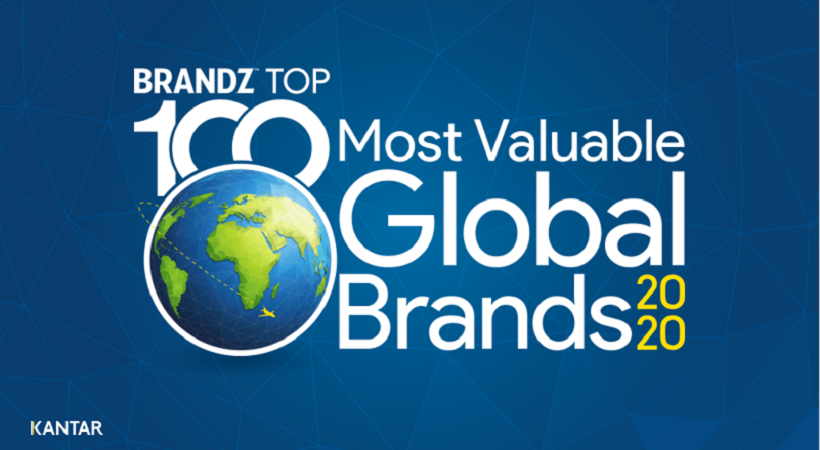 BrandZ Top 100 Most Valuable Global Ranking reveals growing power and influence of technology