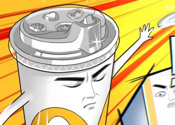 麦当劳宣布取消吸管,还翻拍了《无间道》?!