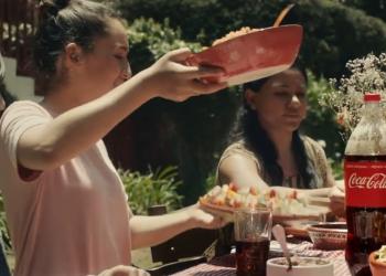 可口可乐今年首个campaign:见证每一个欢聚时刻