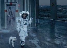 BBDO Spain 'SENDS' Four Children into Space with The Collabration of The European Space Aagency
