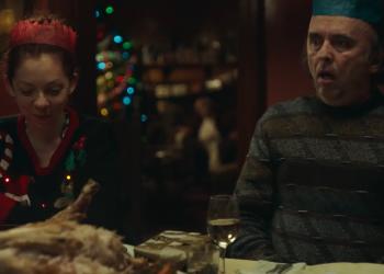 吃饭勿看!这支重口的圣诞广告让人生理不适...