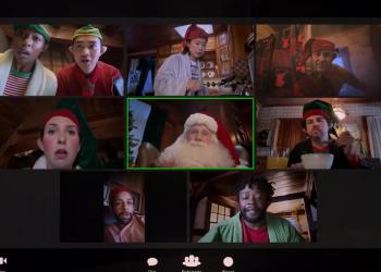 美国电信Xfinity让圣诞老人也在家办公了?