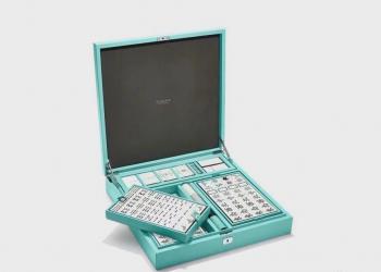 14万的Tiffany麻将,有什么不一样?