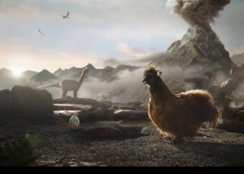 先有鸡还是先有蛋?这支法国广告的脑洞太大了!