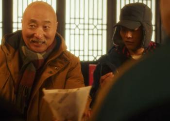 百草味新春短片,陈佩斯带着年味儿回来了!