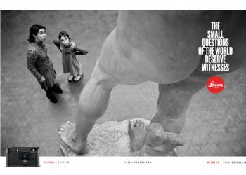 徕卡10年首个全球campaign,每一张照片都是故事
