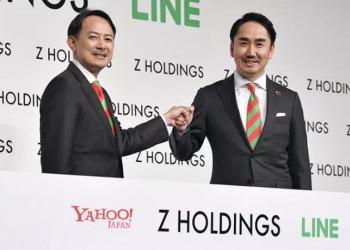 雅虎日本、Line合并,成为日本最大IT企业