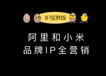 阿里和小米的品牌IP全营销