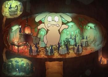 2021奥斯卡提名动画短片《洞穴》,治愈社恐!