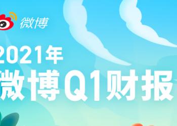 微博Q1广告营收3.9亿美元,月活用户达5.3亿