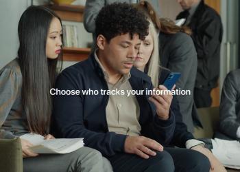 苹果新广告,社恐别看!