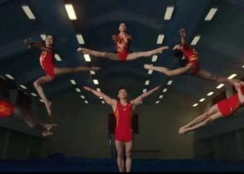 安踏东京奥运品牌片:这是我们拍过最多冠军的片子
