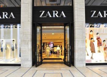 Zara母公司上半年营收119亿欧元,电商收入同比大涨36%