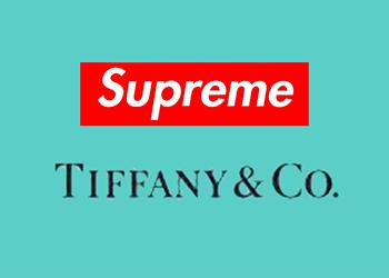 Tiffany与潮牌Supreme,跨界联名了?